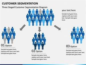 Customer Segmentation PowerPoint Template SketchBubble