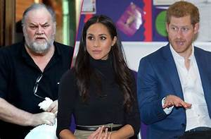 Meghan Markle's Father 'Extremely Hurt' By Prince Harry's ...