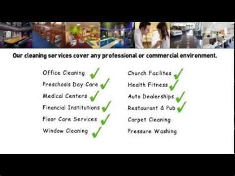 office cleaning vancouver bc monthly pricing starting