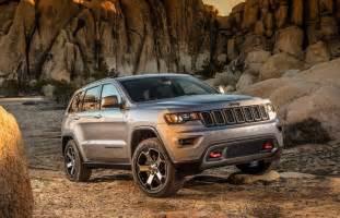 2018 Jeep Grand Cherokee Colors
