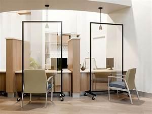Clear, Plexiglass, Room, Dividers