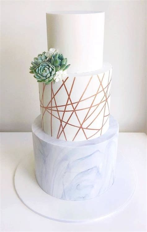 Wedding Trends Marble Wedding Cakes Belle The Magazine