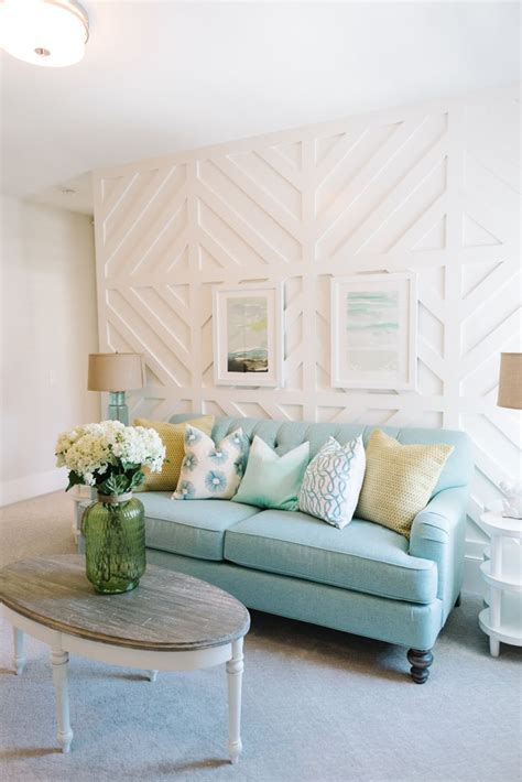 Light Blue Living Room With Furniture by 25 Best Blue Accent Walls Ideas On Midnight