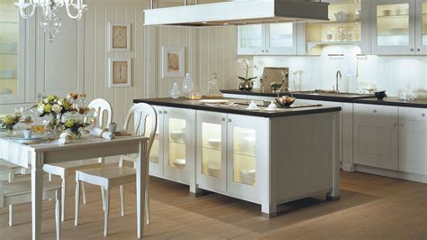 concevoir une cuisine concevoir une cuisine avec îlot central