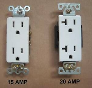 decora wall   amp receptacle plug outlet fit