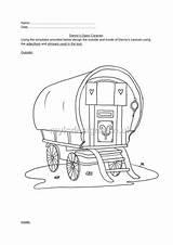 Danny Caravan Champion Gypsy Activity Starters Presentation Resources Tes Docx Kb sketch template