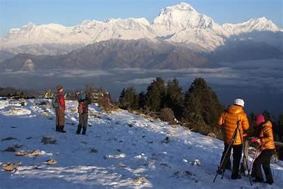 Nepal Tourism Vacation Why Destination Money Tourist