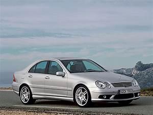 Mercedes 55 Amg : mercedes benz c 55 amg w203 2004 2005 2006 2007 autoevolution ~ Medecine-chirurgie-esthetiques.com Avis de Voitures