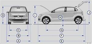 Dimension Polo 6 : volkswagen polo owners manual dimensions technical data ~ Medecine-chirurgie-esthetiques.com Avis de Voitures