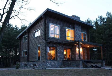 cottage prefabbricati prefabbricate palermo in legno cottage in