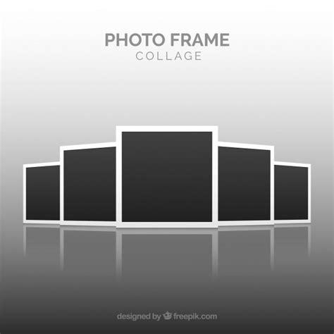 Scarica Cornice Per Foto Gratis by Concetto Di Collage Cornice Foto Scaricare Vettori Gratis
