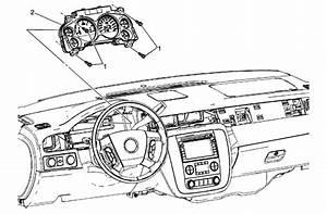 2011 Chevrolet Suburban Ltz 1500 Wiring Diagram