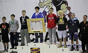 Five Youth Wrestlers Defend IKWF State Championship Titles