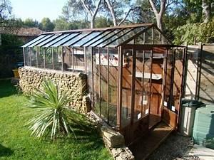 Serre Fer Forgé : serre en fer forg sur mesure veranda greenhouse ~ Teatrodelosmanantiales.com Idées de Décoration