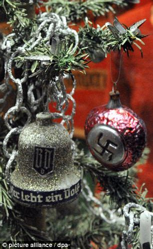 hitler  invaded christmas exhibition displays
