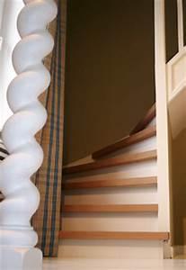 cousibois recouvrement d39escaliers recouvrement d With peindre des marches d escalier en bois 14 du lambris trop de lambris