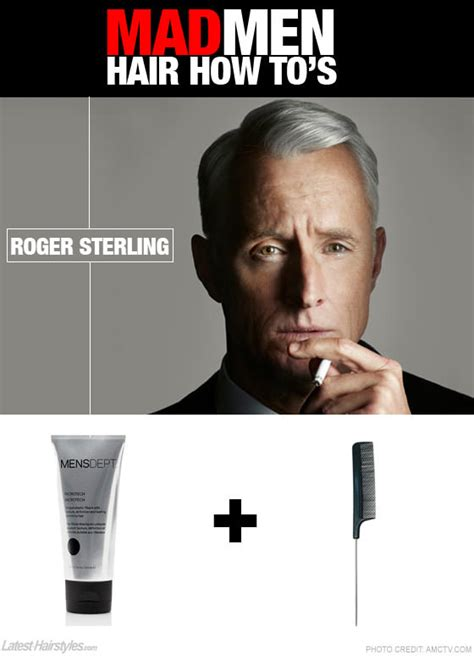 mad men hairstyles how to get roger joan s signature hairstyles