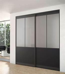 Porte De Placard Coulissante : dressing porte placard sogal mod le de porte de ~ Edinachiropracticcenter.com Idées de Décoration