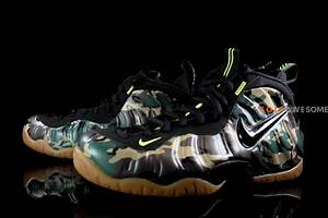 SOLE AWESOME Air Foamposite Pro Limited Edition