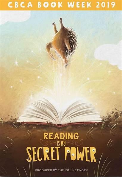 Week Reading Power Secret Digital Cbca Bookweek