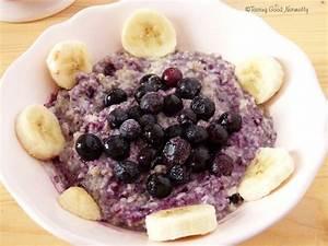 Petit Déjeuner Vegan : petit d jeuner aux flocons de sarrasin myrtilles et ~ Melissatoandfro.com Idées de Décoration