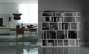 Bibliothèque Moderne Design : biblioth que moderne pour votre collection de livres pr f r s ~ Teatrodelosmanantiales.com Idées de Décoration