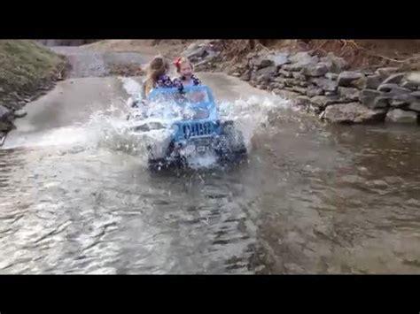 Volt Custom Power Wheels Jeep Hurricane Creek Crossing