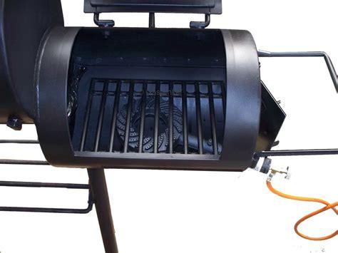 plaque en inox pour cuisine 14 inch oklahoma country smoker