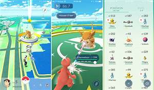 pokemon go ios android niantic ingress ar first look