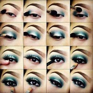 Dramatic Eye Makeup Tutorial Pictures, Photos, and Images ...