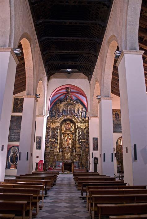 iglesia de san vicente sevilla wikipedia la