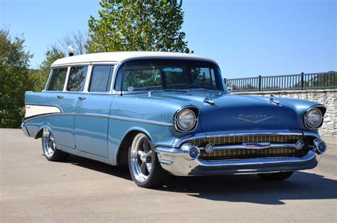 1957 Chevrolet 210 Wagon, Station Wagon ,suv For Sale