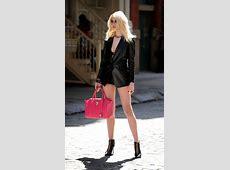 Taylor Momsen on a Music Video Set 2 Zimbio