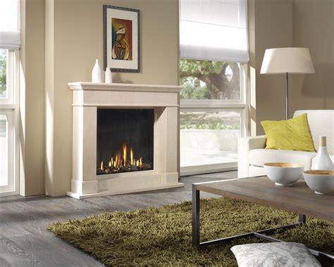 Optica Element4 Frameless Direct Vent Gas Fireplace