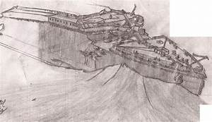 RMS Titanic Wreck-Incompleted by MizaT11 on DeviantArt