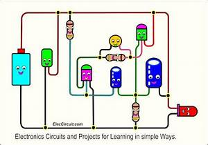Eleccircuit Com   Electronic Circuit Projects In Simple
