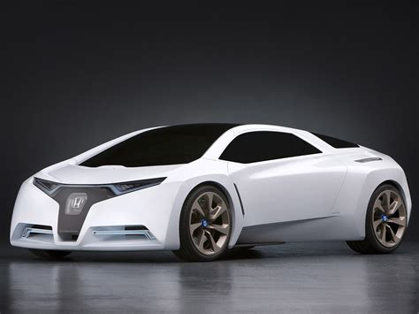 Honda Future Cars by Honda Fc Sport Concept Japan Automobiles