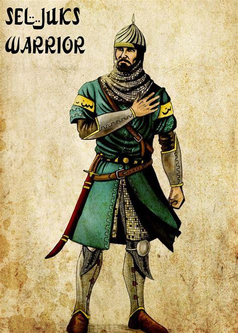ottoman empire muslim seljuks by bakarov warrior