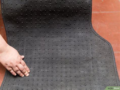 nettoyer si鑒e voiture tissu 3 ères de nettoyer des tapis de voiture wikihow