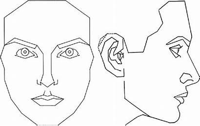 Mask Marquardt Outline Face Ratio Side Profile
