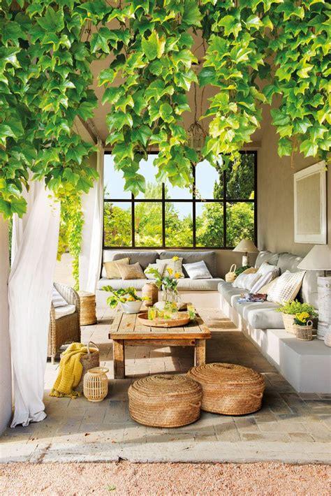 los  mejores porches  terrazas en  terrazas
