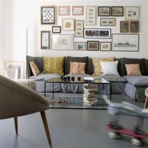idee deco salon canapé gris deco salon avec canape gris meilleures images d
