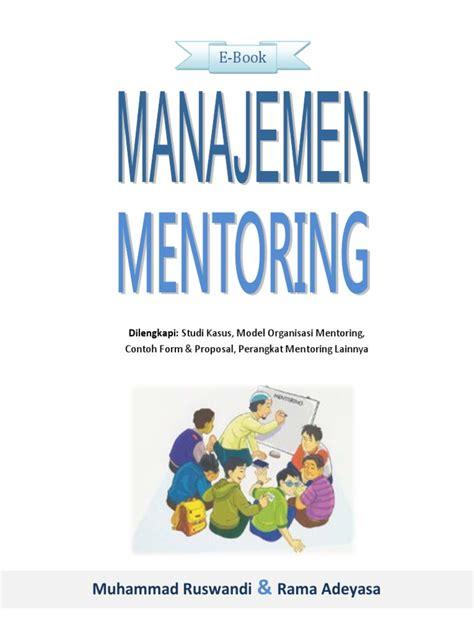 manajemen mentoring