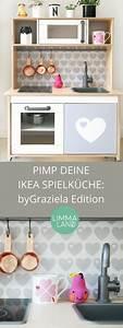 Ikea Küche Pimpen : ikea spielk che pimpen mit dieser besonderen edition von bygraziela die herzen gibt ein drei ~ Eleganceandgraceweddings.com Haus und Dekorationen