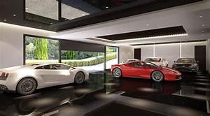 private-garage Interior Design Ideas