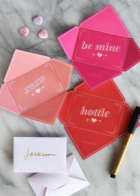diy proyectos  imprimibles creativos  san valentin