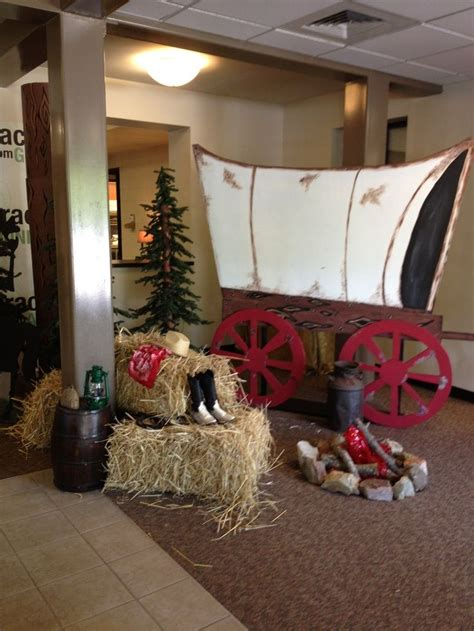 western theme decorations ideas  pinterest
