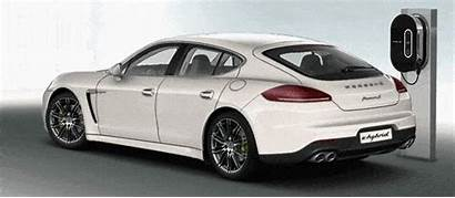 Hybrid Panamera Porsche Wheels Animated Animation Giphy