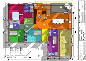 Plan Maison F5  U2013 Bricolage Maison Et D U00e9coration