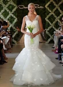 the best oscar de la renta wedding dresses modwedding With oscar de la renta mermaid wedding dress